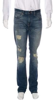 J Brand Tyler Distressed Skinny Jeans