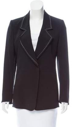 Sonia Rykiel Embellished Notch-Lapel Blazer