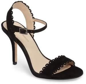 Pelle Moda Karen Scallop Ankle Strap Sandal