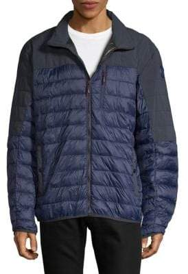 Hawke & Co Packable Puffer Jacket
