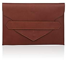Boldrini Selleria Men's Leather Portfolio - Brown