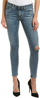 AG Jeans The Middi Ankle 13 Years Resurrection Legging