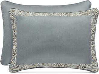 "J Queen New York Giovani Boudoir 20"" x 12"" Decorative Pillow Bedding"