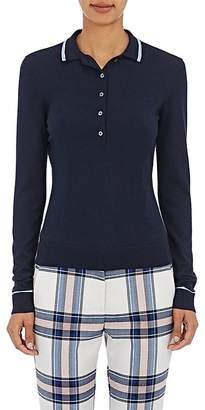 Tory Sport Women's Cashmere-Blend Polo Sweater