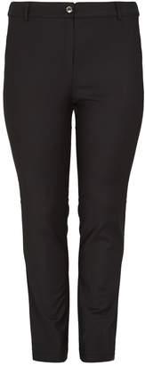 Marina Rinaldi Slim-Leg Trousers