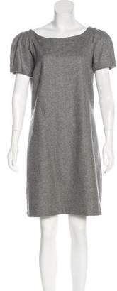 Graham & Spencer Knee-Length Wool Dress