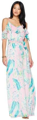 Lilly Pulitzer Zadie Maxi Dress Women's Dress