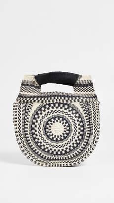 Sensi Studio Two Tone Handbag