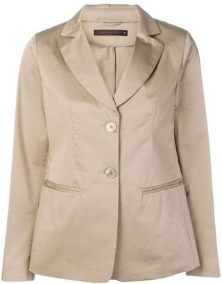 Incentive! Cashmere relaxed fit blazer