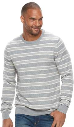 Coolmax Sonoma Goods For Life Big & Tall SONOMA Goods for Life Classic-Fit Crewneck Sweater