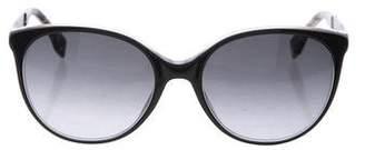 Fendi Gradient Cat-Eye Sunglasses