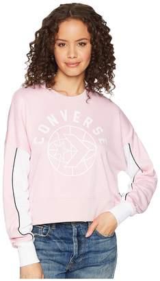 Converse Street Sport Cropped Crew Women's Clothing