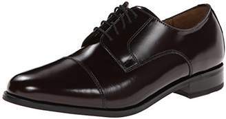 Florsheim Men's Broxton Cap Toe Lace Up Oxford Dress Shoe