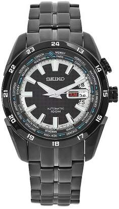 Seiko Men's SRP039 Superior Stainless Steel Dial Watch
