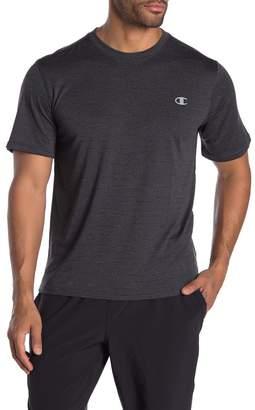 Champion Double Dry(R) Mesh Texture T-Shirt