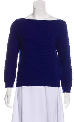 Marc Jacobs Long Sleeve Cashmere Sweater