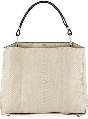VBH Seven 30 Buffed Top Handle Bag, Beige