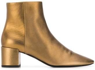 Saint Laurent classic booties