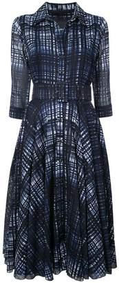 Samantha Sung Monroe check dress