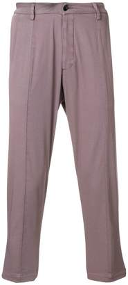 Low Brand cropped chinos