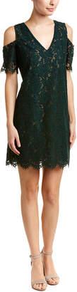 BCBGMAXAZRIA Lace Mini Dress