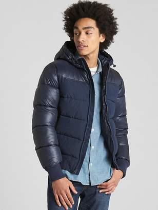 Gap Heavyweight Hooded Puffer Jacket