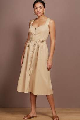 Baukjen Womens Cream Lucille Dress - Cream