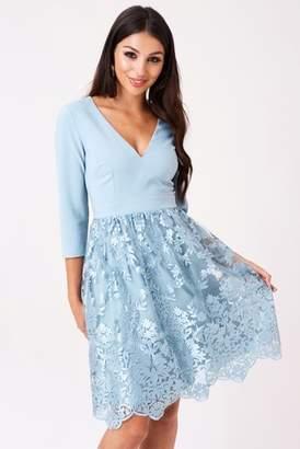 Next Womens Little Mistress Embroidered Prom Dress