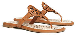Tory Burch Miller Scallop Sandals, Leather