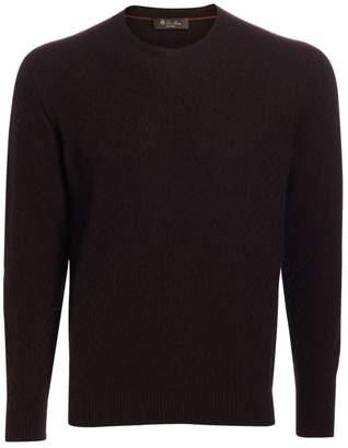 Loro Piana Shankill Crew Wool Sweater