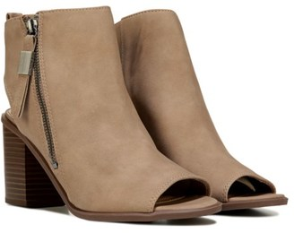 Circus by Sam Edelman Women's Kammi Peep Toe Bootie $79.99 thestylecure.com