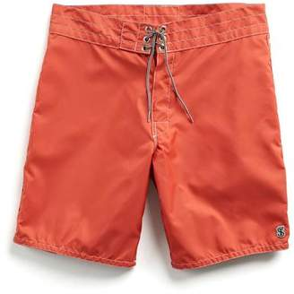 Todd Snyder Birdwell Beach Britches for Exclusive Birdwell Contrast Pocket 311 Board Shorts in Orange