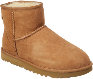 UGG Women's Classic Mini Ii Water-Resistant Twinface Sheepskin Boot