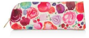 Kate Spade Watercolor Floral Pencil Case