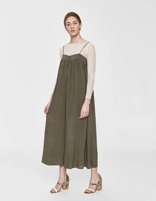 45b5d7d811d Stelen Abigayle Button-Up Jumpsuit in Olive