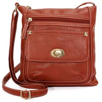 Ldpt LDPT New Fashion Women Leather Tote Satchel Cross body Shoulder Bag Purse Messenger Hobo Travel Handbag
