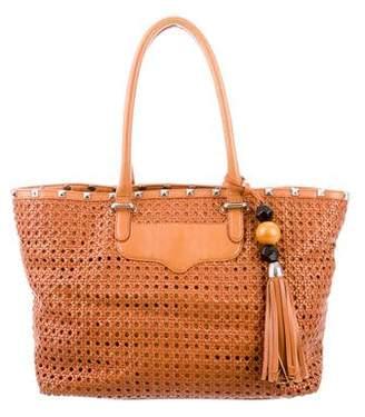 Rebecca Minkoff Woven Leather Bag