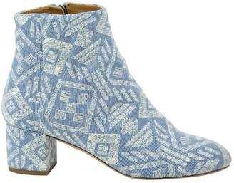 Aquazzura Cloth western boots