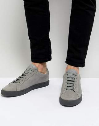 London Donnie Trainers In Grey