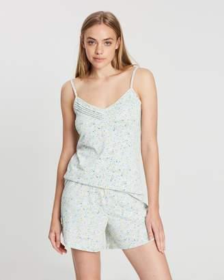 Marks and Spencer Cami & Shorts Pyjama Set