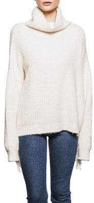 Line Frances Fringed Sweater