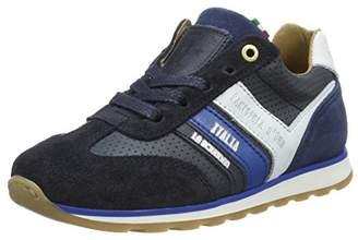3e3e2515 Pantofola D'oro Boys' Canino Ragazzi Low Slippers Blue Size: UK 1.5