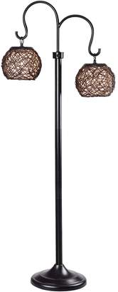 ... Kenroy Home Huguenot Floor Lamp
