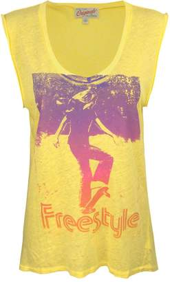 Junk Food Clothing Freestyle Women's Tank Top (L)
