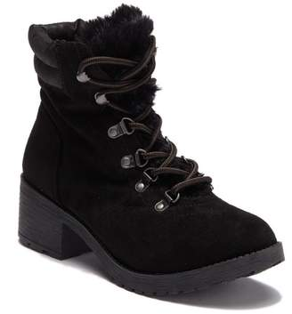 2362df6bac1 Rock & Candy Saydie Faux Fur Lined Ankle Bootie