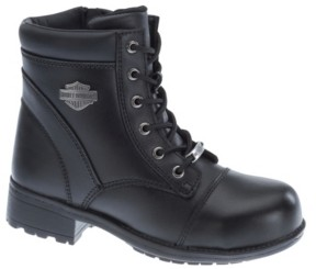 Harley-Davidson Women's Raine Steel Toe Work Boot Women's Shoes