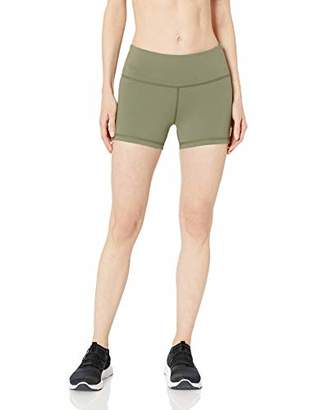 Amazon Essentials Women's Studio Sculpt Yoga Short