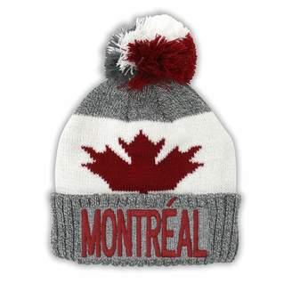 Babazoo Canada Montreal Sport Warm Winter Hat Beanie True North Travel  Canada Tuque c7de0850c345