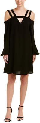 BCBGMAXAZRIA Weiss Shift Dress