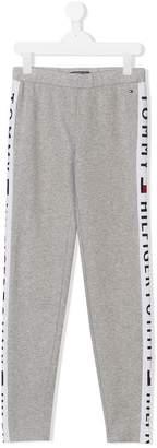 Tommy Hilfiger Junior TEEN side logo track pants